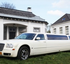 Chrysler 300C superstretched limo