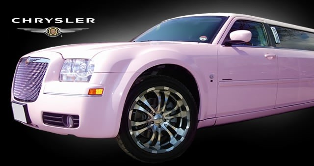 ROZE Chrysler superstretched limo
